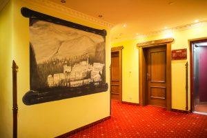 interiér Hotel Haas