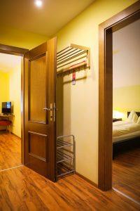 trojlôžková izba Hotel Haas